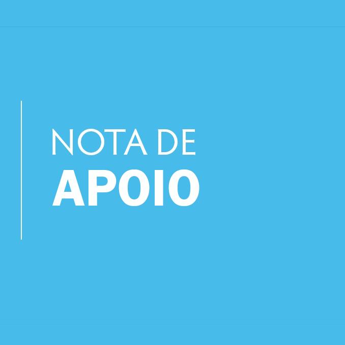 NOTA DE APOIO AO PREFEITO NÉLIO AGUIAR PELAS MEDIDAS DE CONTROLE A PANDÊMIA