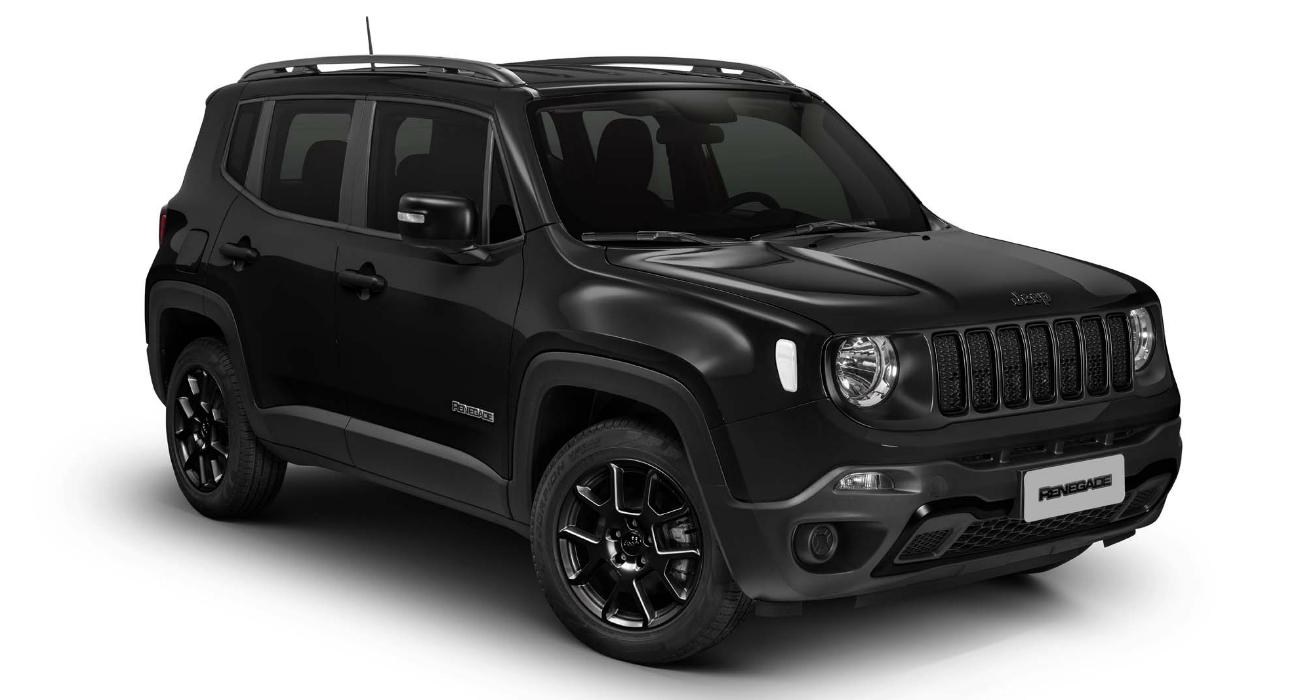 Saiba mais sobre as versões do Jeep Renegade