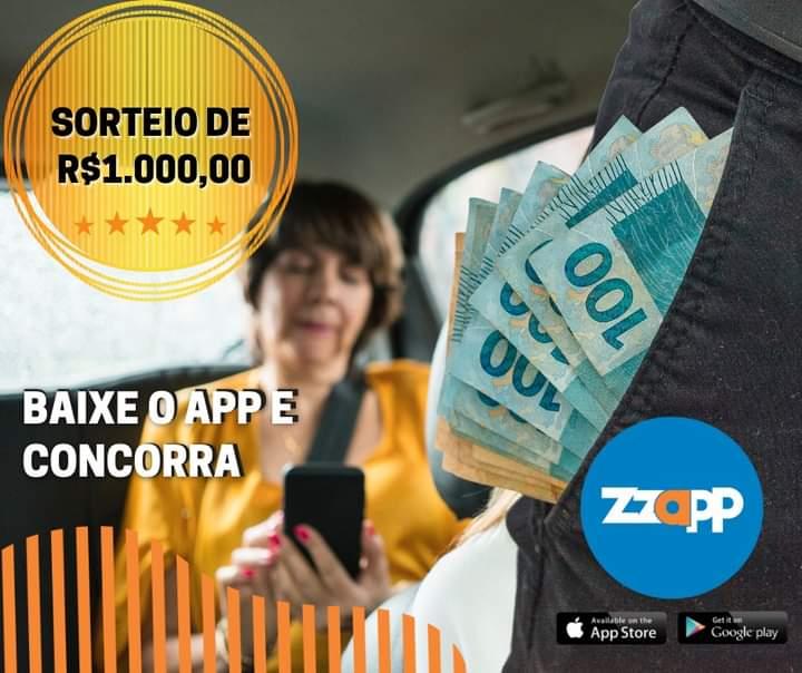 PARTICIPE DO SORTEIO DE NATAL ZZAPP