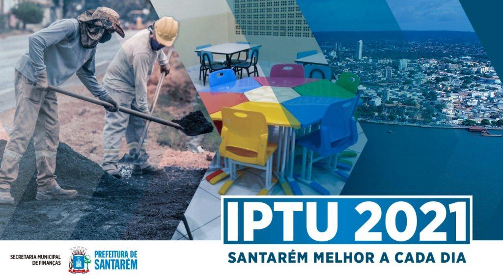 IPTU 2021 – Santarém
