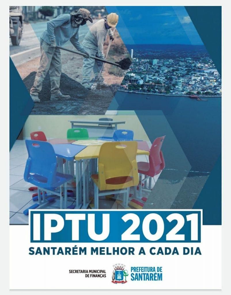 Prorrogado prazo do IPTU 2021