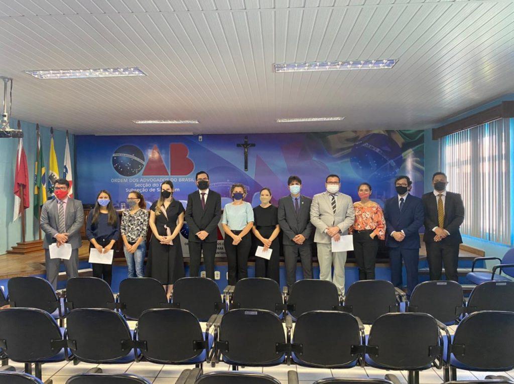 Membros da VOX tomam posse na Comissão de Direito Tributário da OAB de Santarém